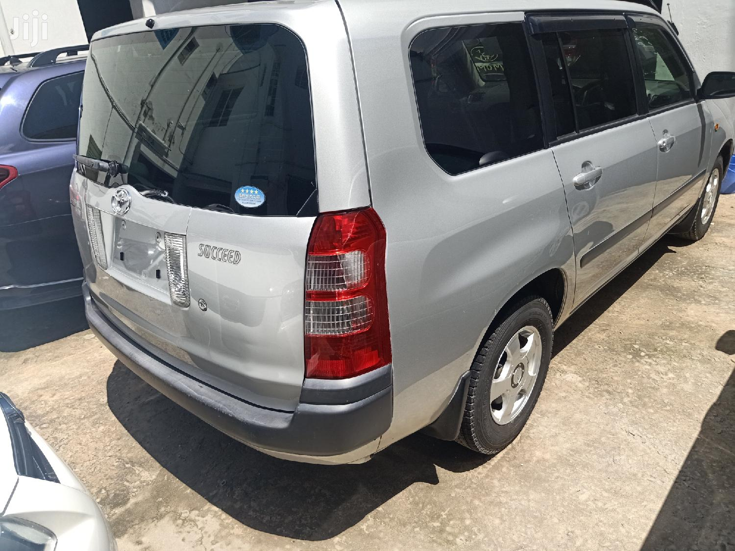 Toyota Succeed 2013 Silver | Cars for sale in Shimanzi/Ganjoni, Mombasa, Kenya