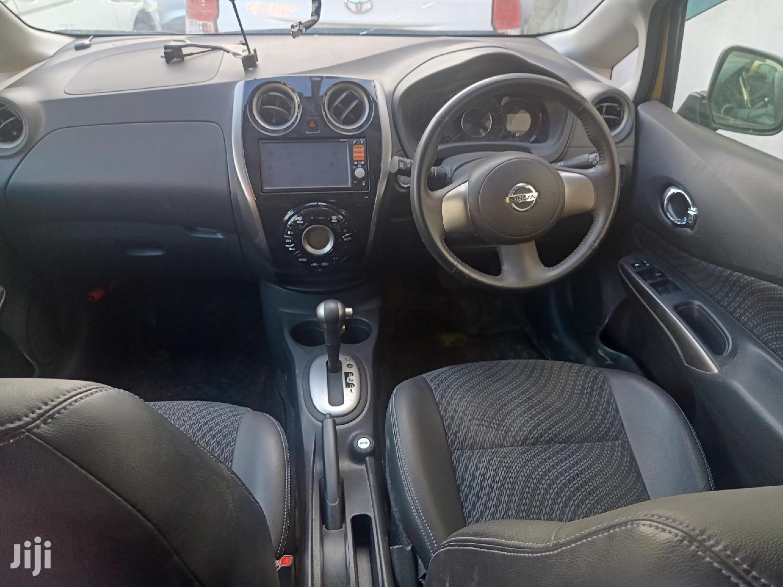 Nissan Note 2013 Gold | Cars for sale in Shimanzi/Ganjoni, Mombasa, Kenya