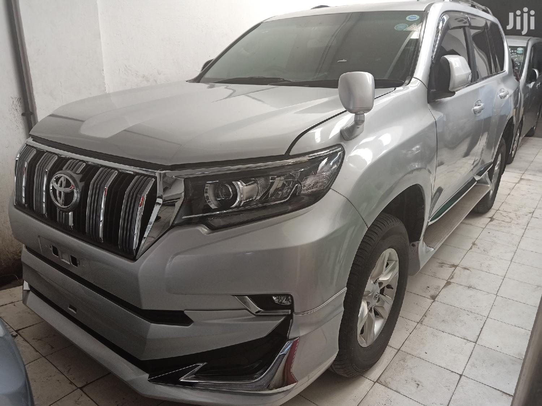 Toyota Land Cruiser Prado 2012 Silver | Cars for sale in Moi Avenue, Mombasa, Kenya
