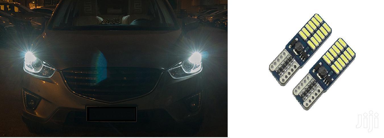2X T10 Parking LED Bulbs