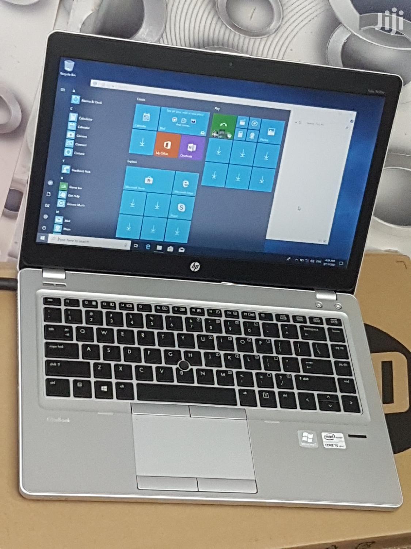 New Laptop HP EliteBook Folio 9480M 4GB Intel Core i5 HDD 500GB