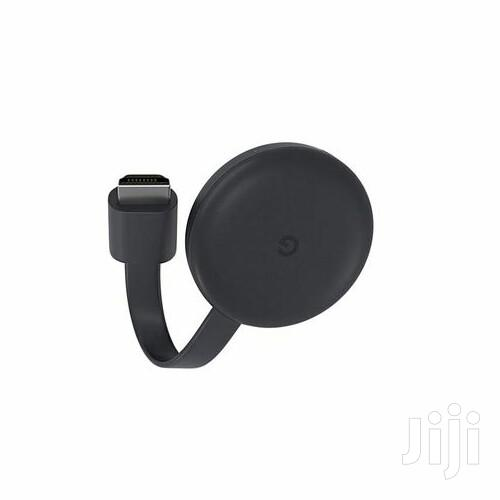 Archive: Google Chromecast 3rd Generation - Multimedia Streaming Device