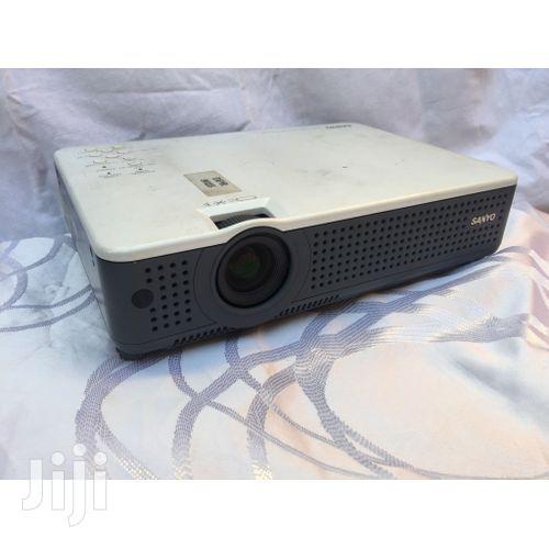 Archive: Sanyo PLC-XU78 Projector XGA Conference Room Projector