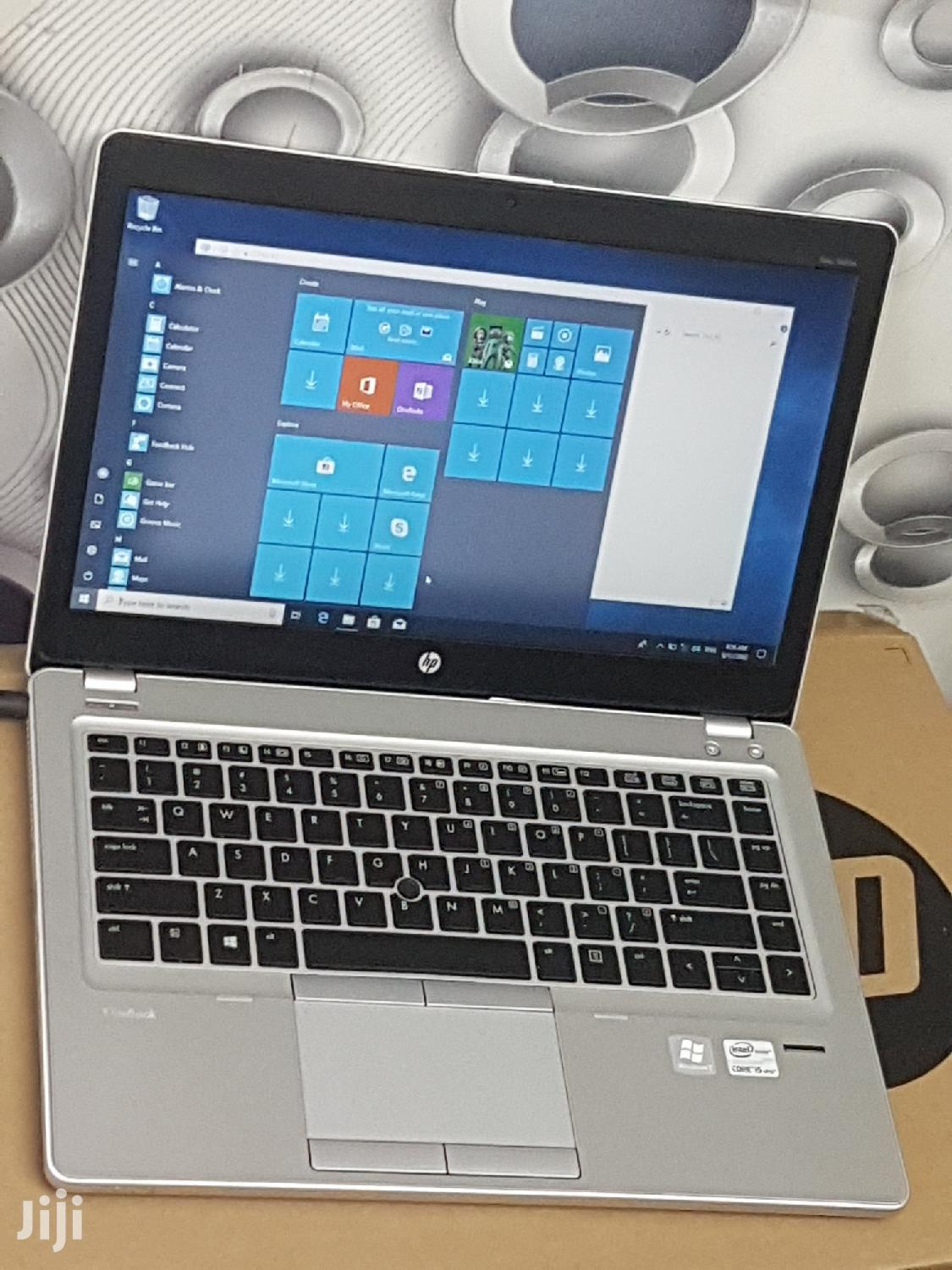 New Laptop HP EliteBook Folio 9470M 4GB Intel Core i5 HDD 500GB | Laptops & Computers for sale in Nairobi Central, Nairobi, Kenya
