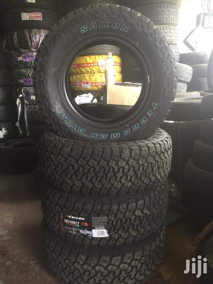 265/65/17 Sailini AT Tyres Is Made In China