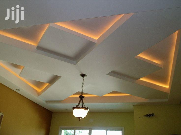 Fresh Gypsum And Light Art Now Available | Building & Trades Services for sale in Bamburi, Mombasa, Kenya