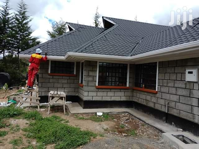 We Have Experienced Technician To Install PVC Rain Gutters System   Building & Trades Services for sale in Karen, Nairobi, Kenya