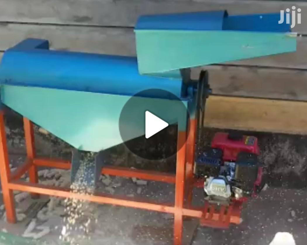 Video For Maize Sheller Maize