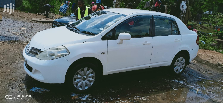 Nissan Tiida 2009 White