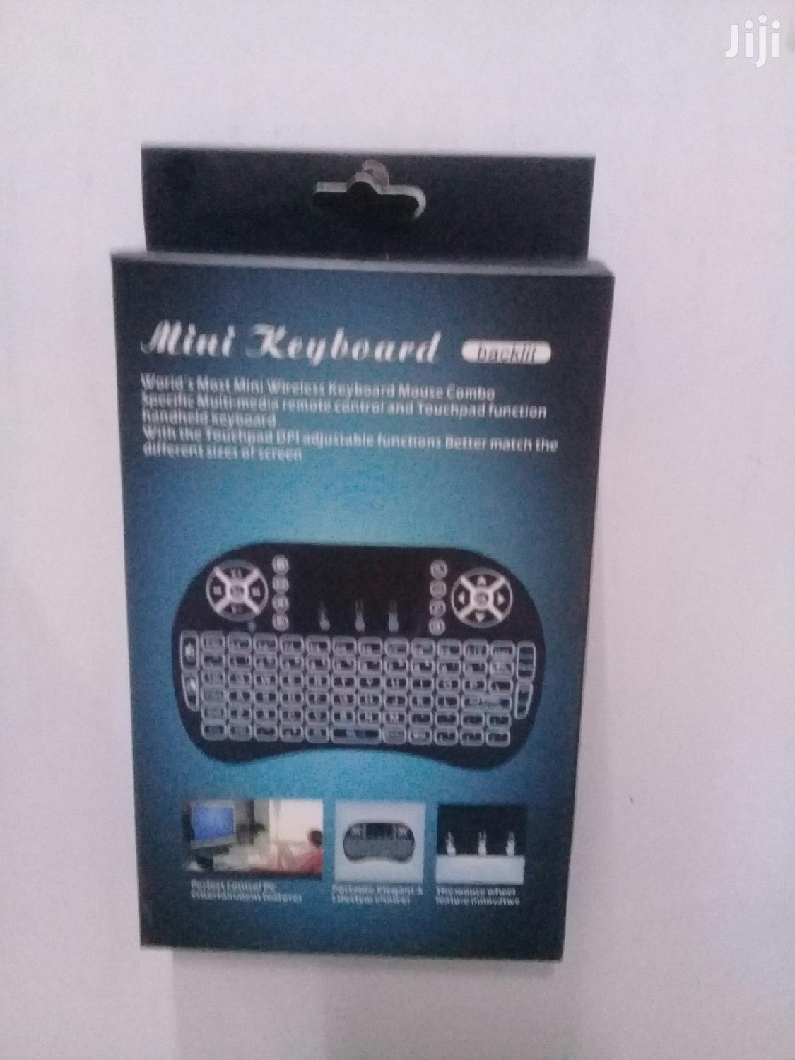 Wireless Mini Keyboard   Accessories & Supplies for Electronics for sale in Nairobi Central, Nairobi, Kenya