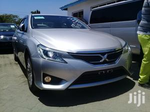 New Toyota Mark X 2014 Silver   Cars for sale in Mombasa, Tononoka