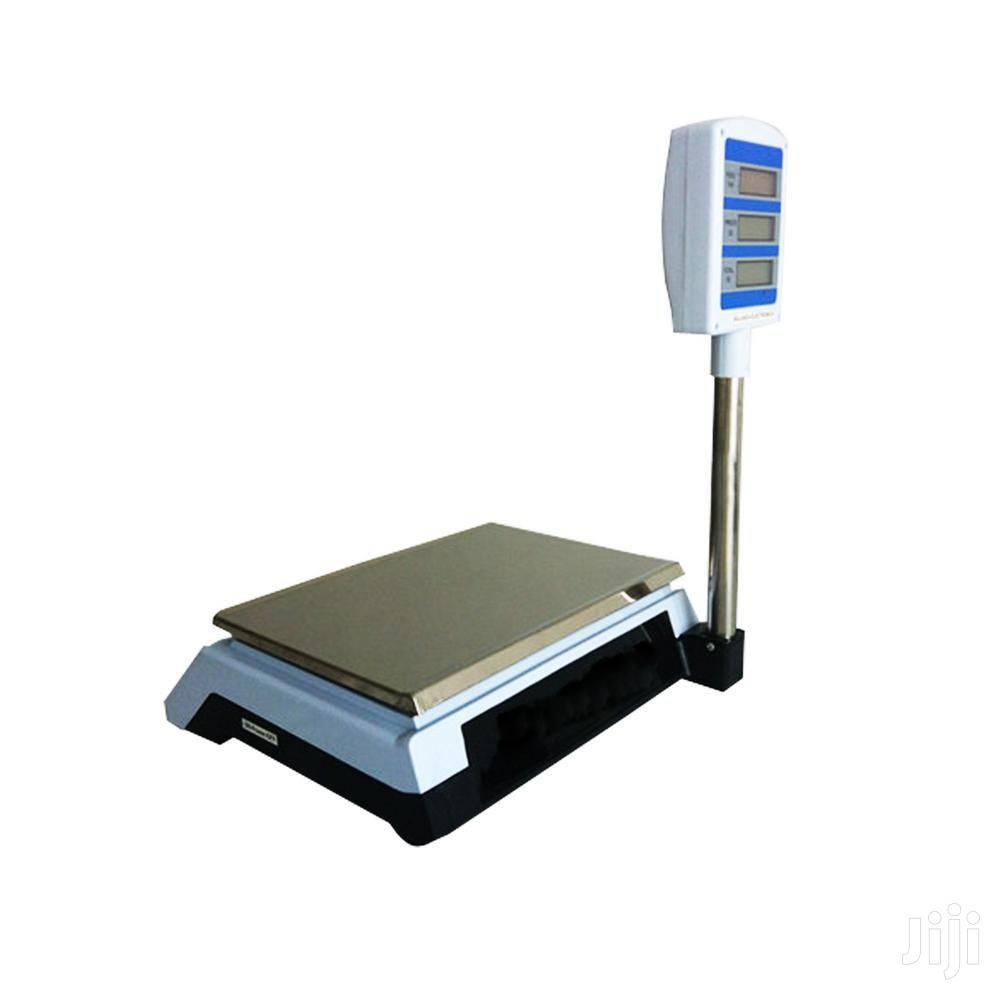 Archive: Digital Weighing Scale for Butchery, Fruits and Cereals