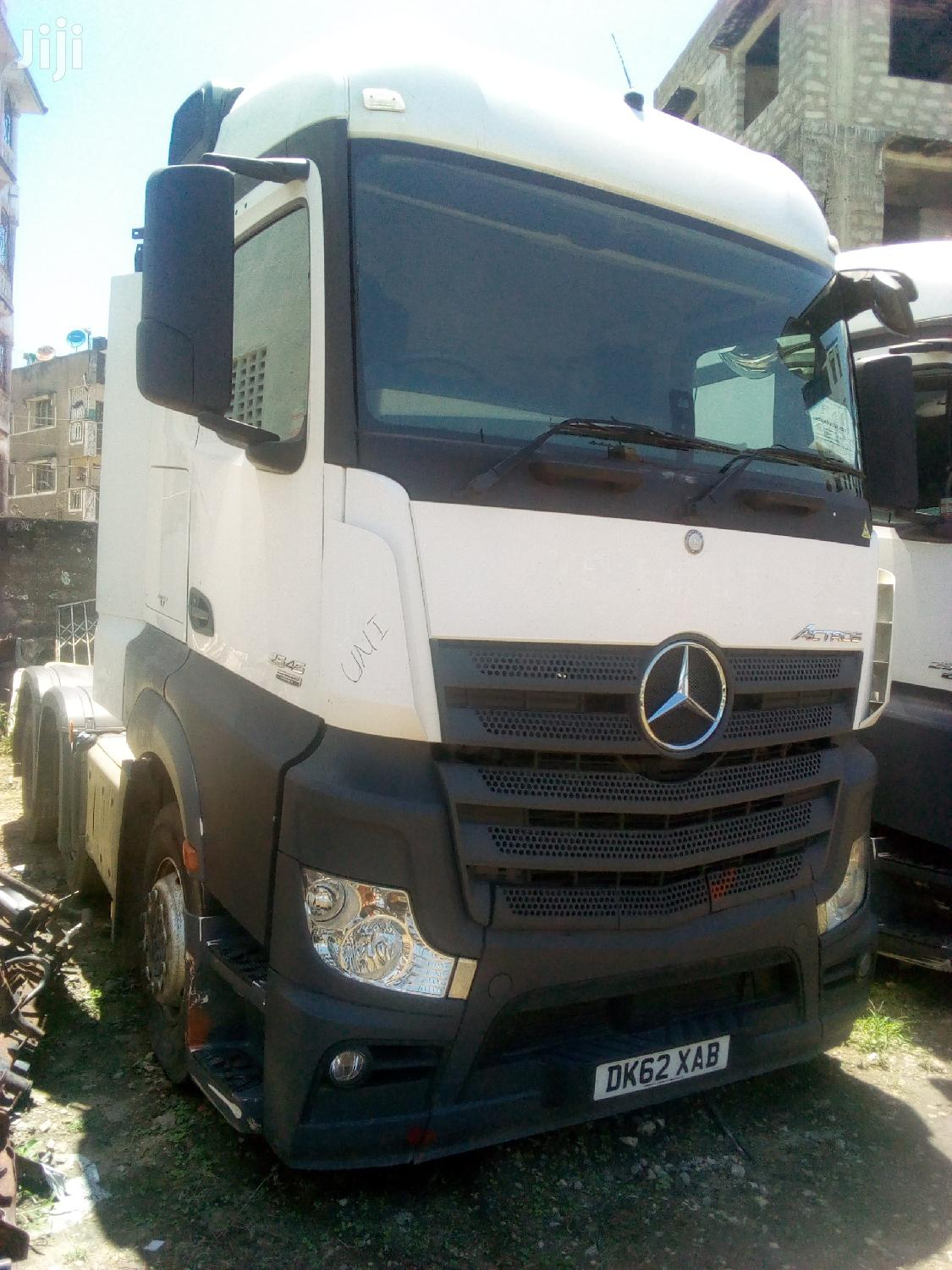 Mercedes-Benz Actros 2012 White | Trucks & Trailers for sale in Moi Avenue, Mombasa, Kenya