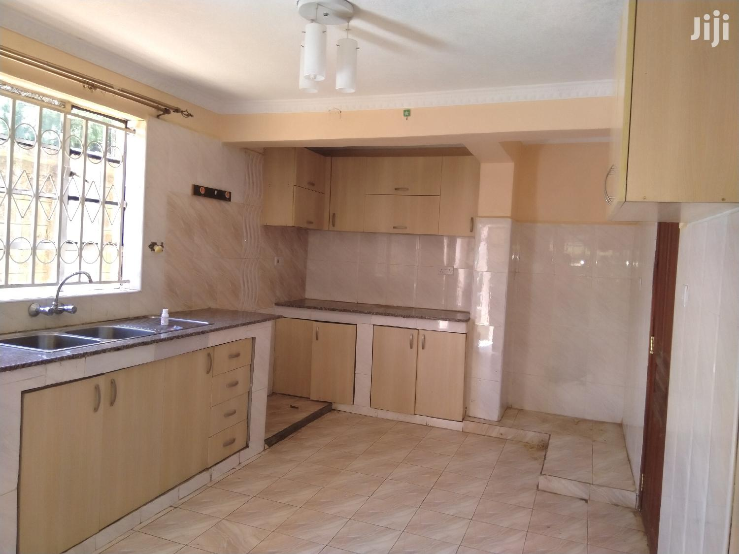 Archive: An Elegant 4 Bedroom All Ensuite Maisonette With a Sq in Ongata Rongai