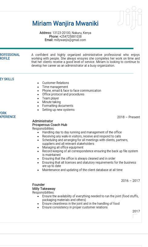 NGO Jobs In Nakuru