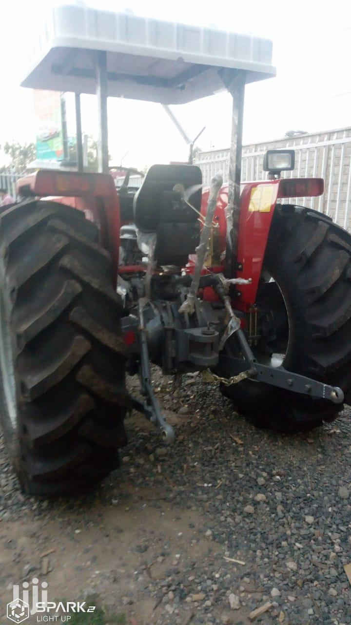 Mf 385 2wd Tractor