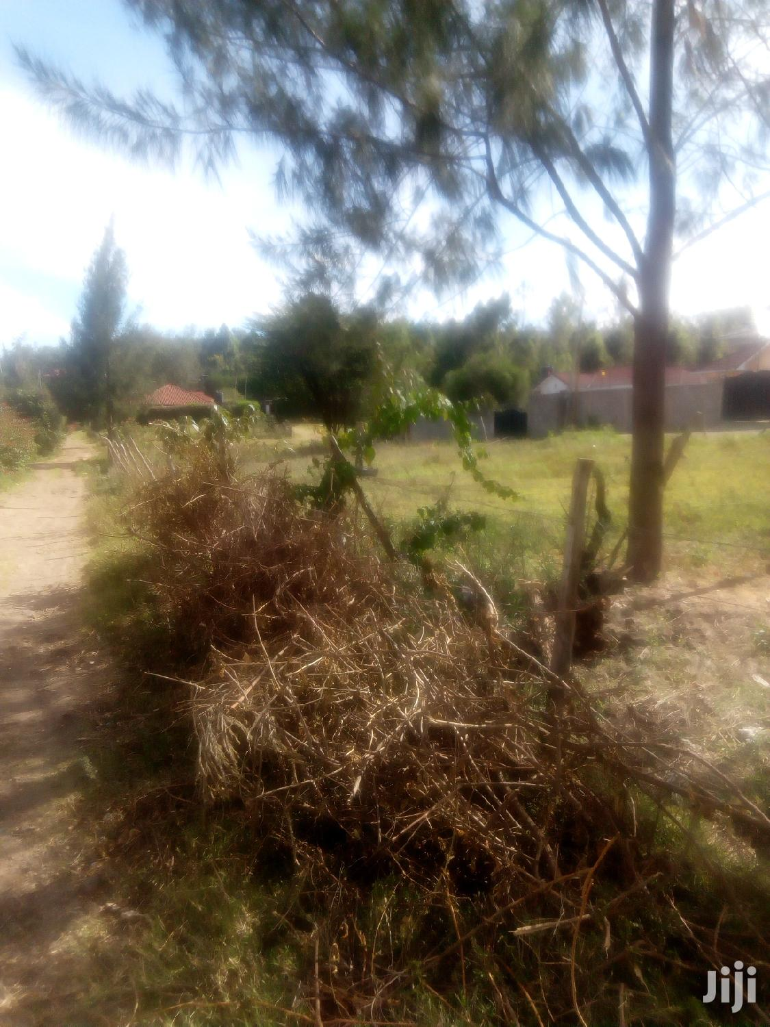 Archive: 1/4acre Land At Ngong Matasia