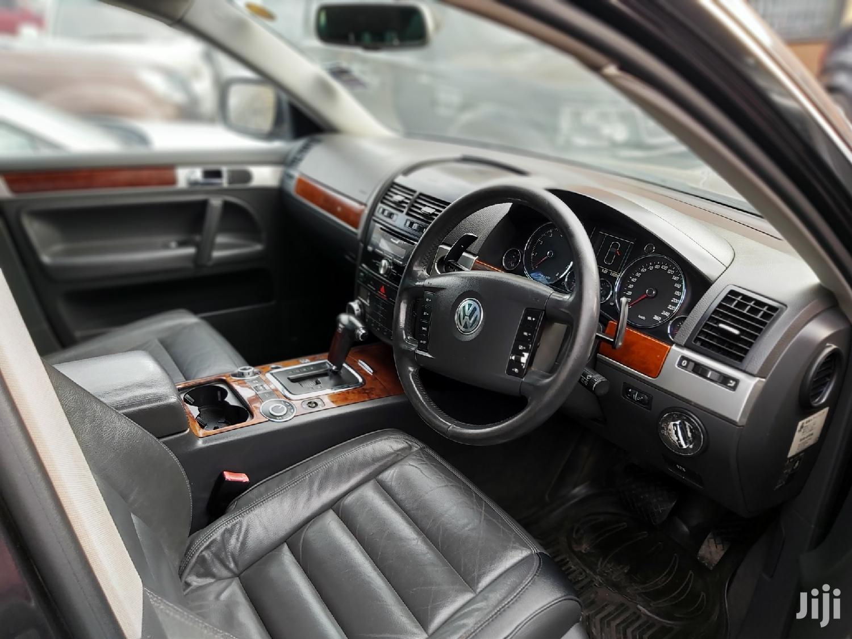 Volkswagen Touareg 2004 Black   Cars for sale in Woodley/Kenyatta Golf Course, Nairobi, Kenya