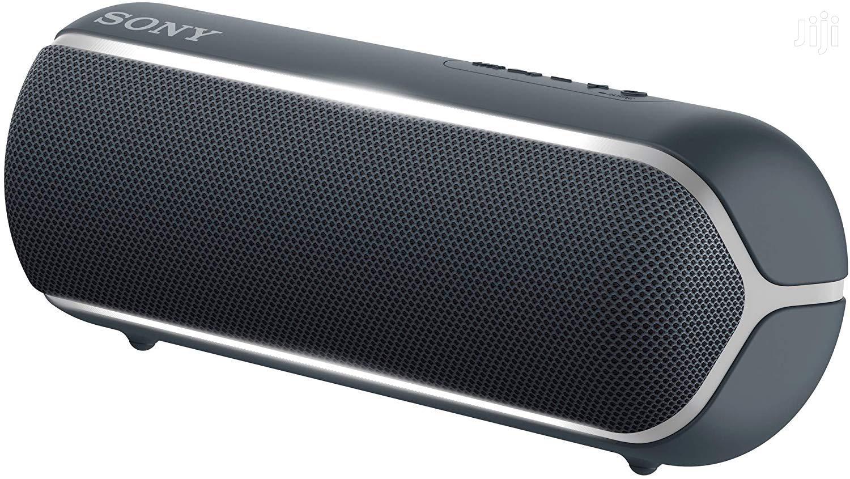 Srs Xb22 Sony Extra Basstm Portable Bluetooth Speaker In Nairobi Central Audio Music Equipment Samitramar Trading Kenya Jiji Co Ke For Sale In Nairobi Central Buy Audio Music Equipment From