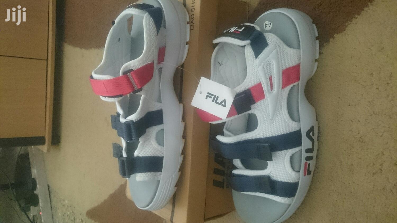 Archive: Fila Open Shoes. in BuruBuru
