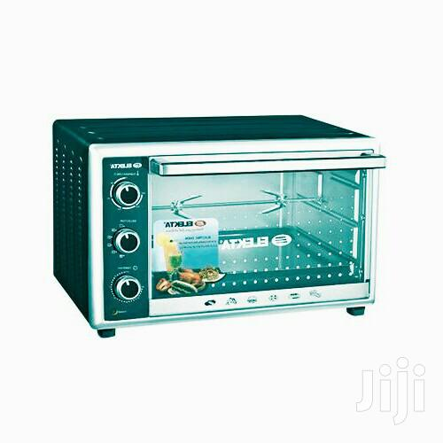 Archive: Elekta 20L Electric Oven With Rotisserie - Stainless Steel