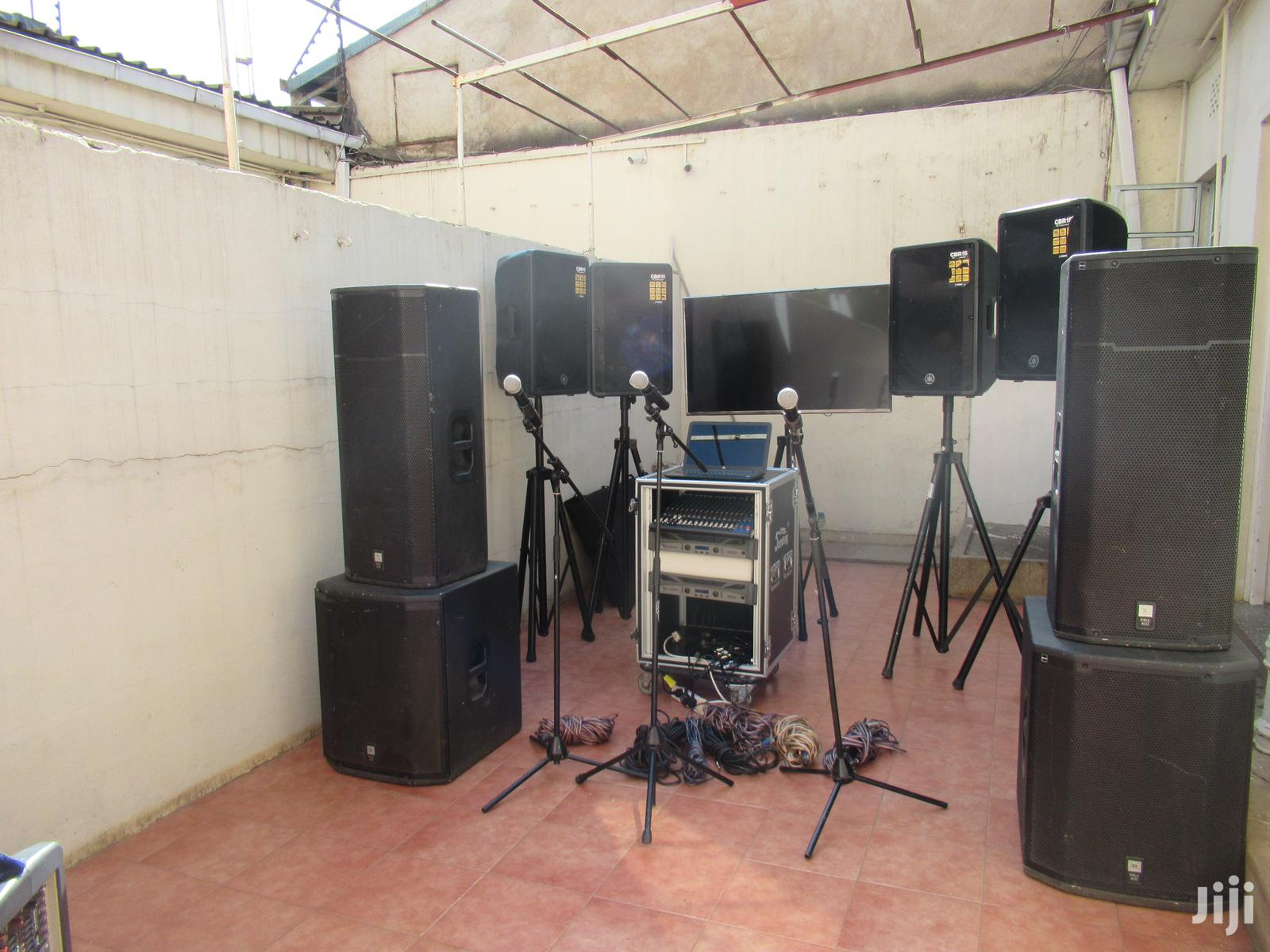 PA System For HIRE | DJ & Entertainment Services for sale in Nairobi Central, Nairobi, Kenya
