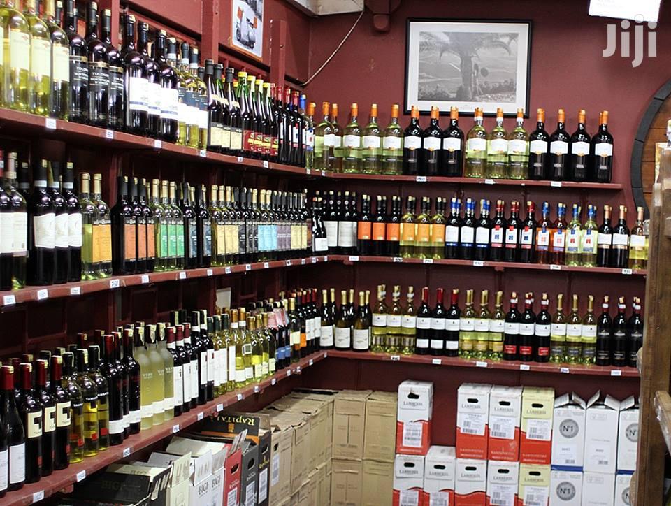 Wines And Spirits Retail