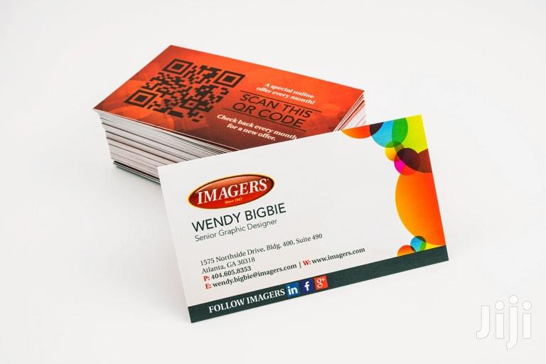 Archive: Business Cards,Flyers