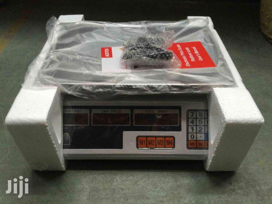 Archive: Brand New Electronic Weighing Price Computing Scale 30kg