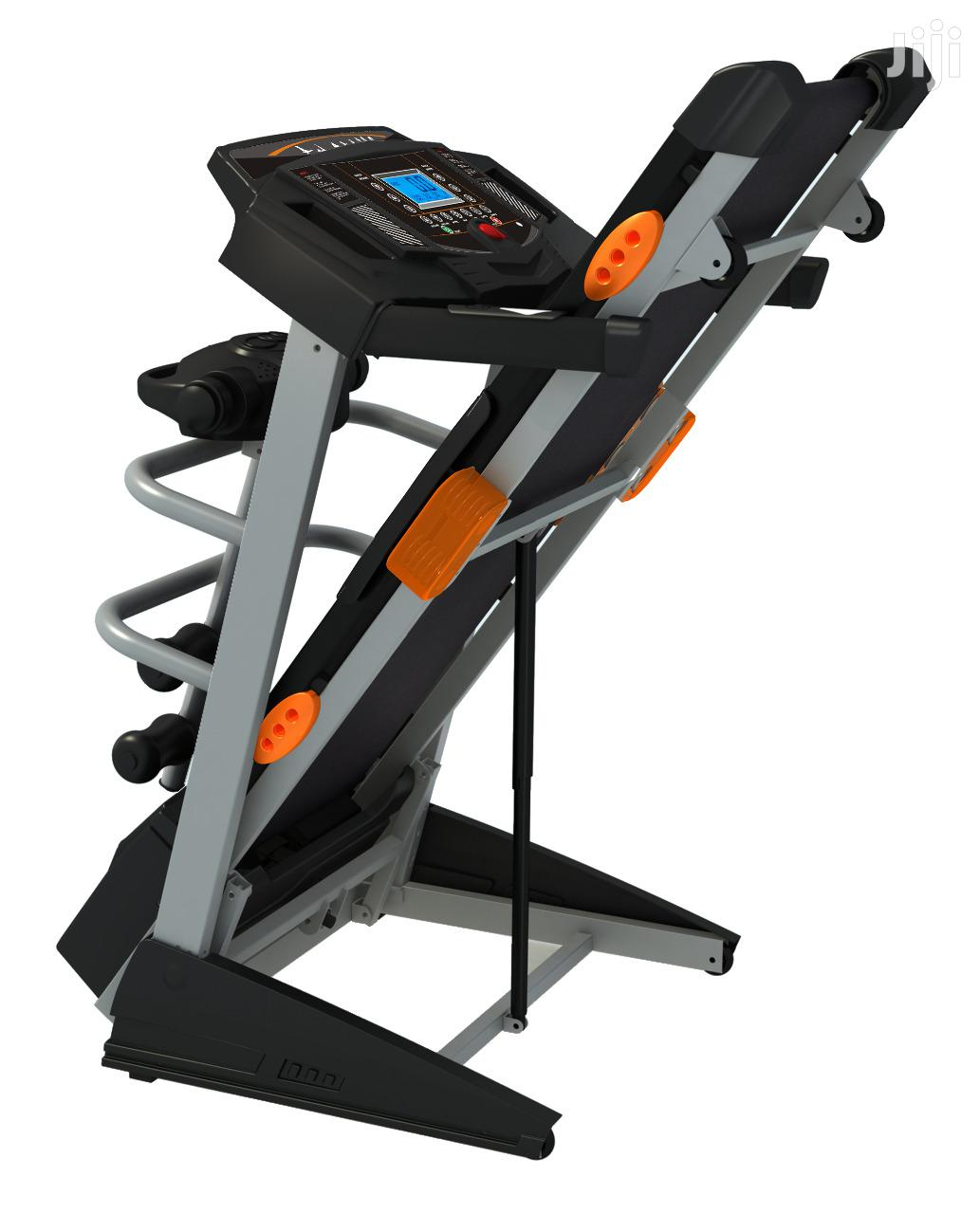 Archive: Gym Treadmills