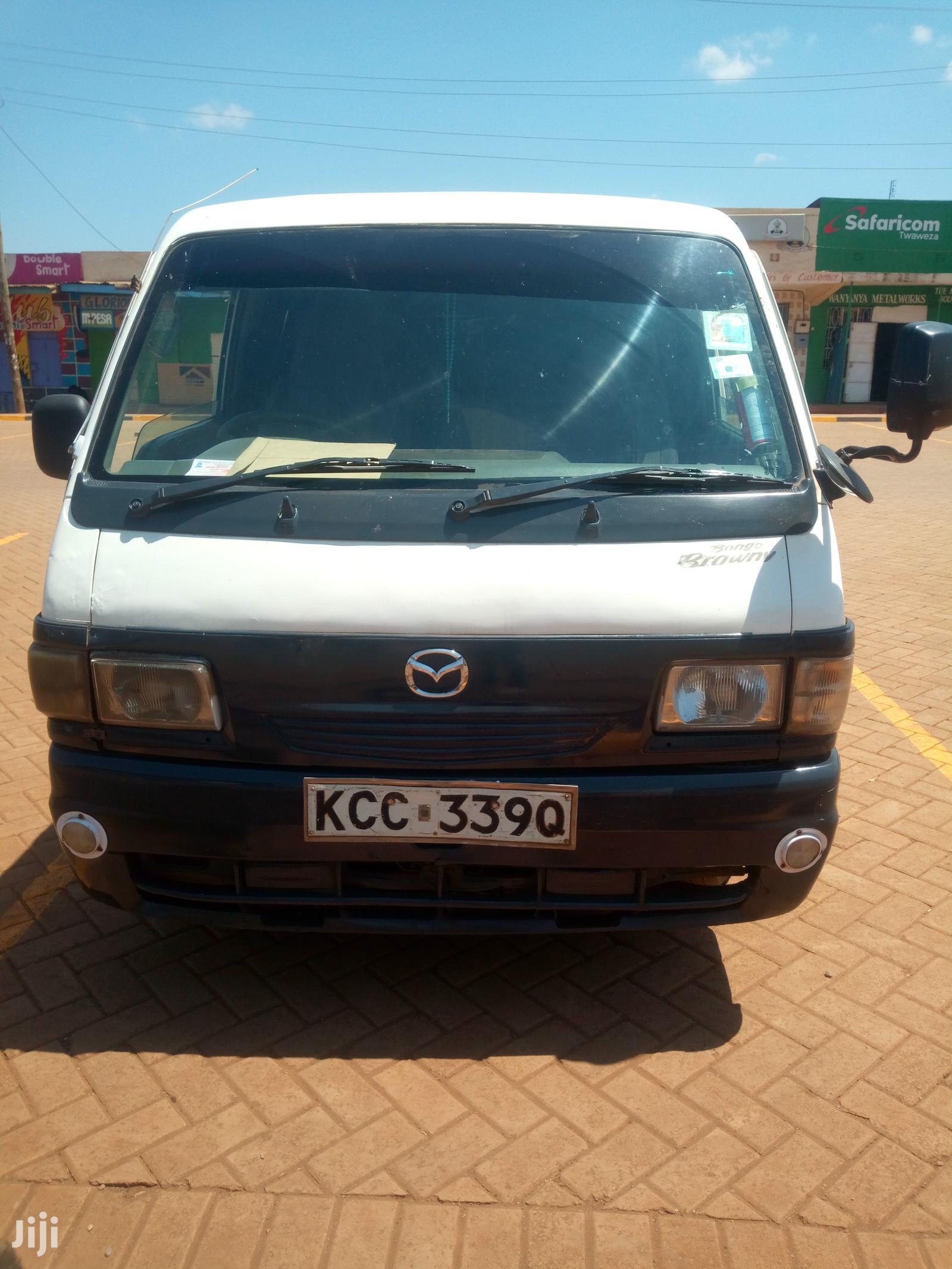 Mazda Bongo 2009 White in Nairobi Central - Cars, Supraza ...