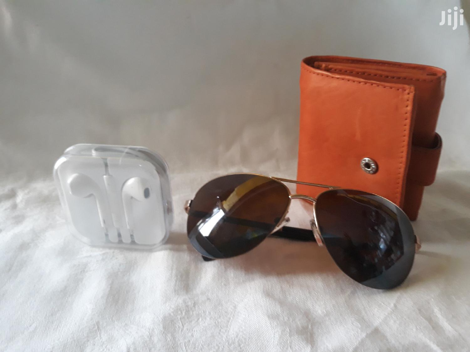 Wallet With Free Earphones And Glasses | Bags for sale in Nairobi Central, Nairobi, Kenya
