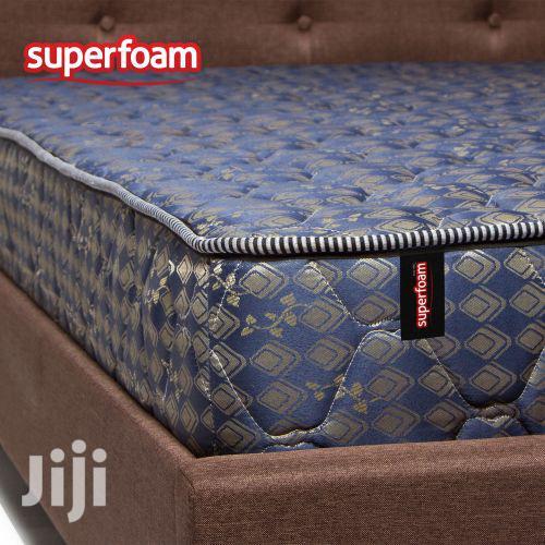Archive: Superfoam Superfoam High Density Quilted Mattress