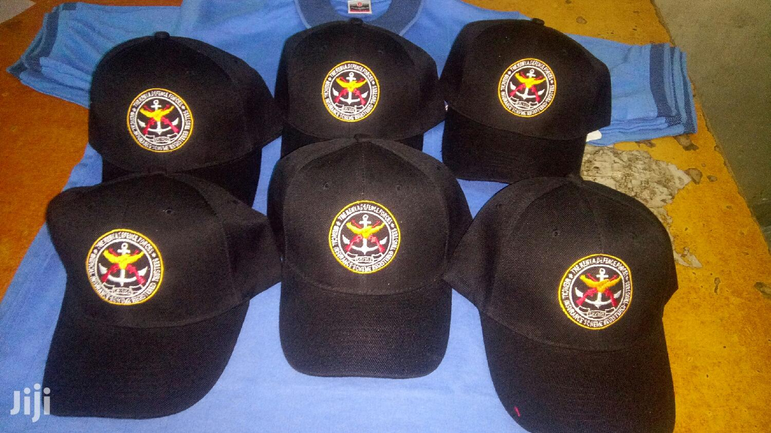 Archive: Branded Caps