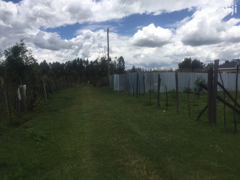 NAIROBI Road Near Chomazone 1/8 Residential Plots   Land & Plots For Sale for sale in Ngeria, Uasin Gishu, Kenya