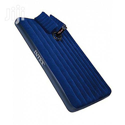 Archive: Intex INTEX 68765 Queen Classic Downy Airbed With Hand Pump