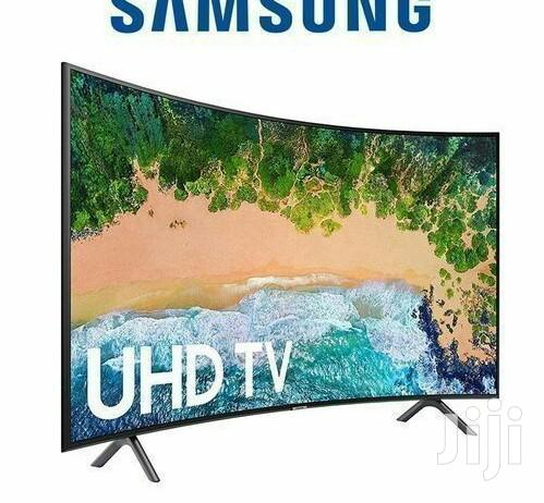 """Archive: Samsung UHD 4K Curved Smart LED TV 55 Inch """""""