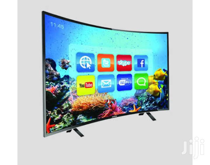 Archive: 55 Inch Bruhm Smart Ultra HD 4K Curved LED TV - BFP- 55LE4STW