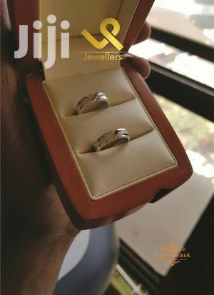 Unisex Sterling Silver Groom N Bride Wedding Bands Rings   Wedding Wear & Accessories for sale in Nairobi, Nairobi Central