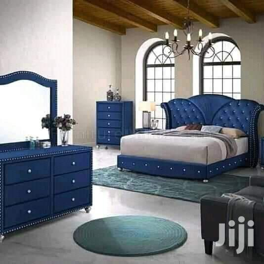 Archive: Bed Plus 2 Side Cabinets and Dressing Table
