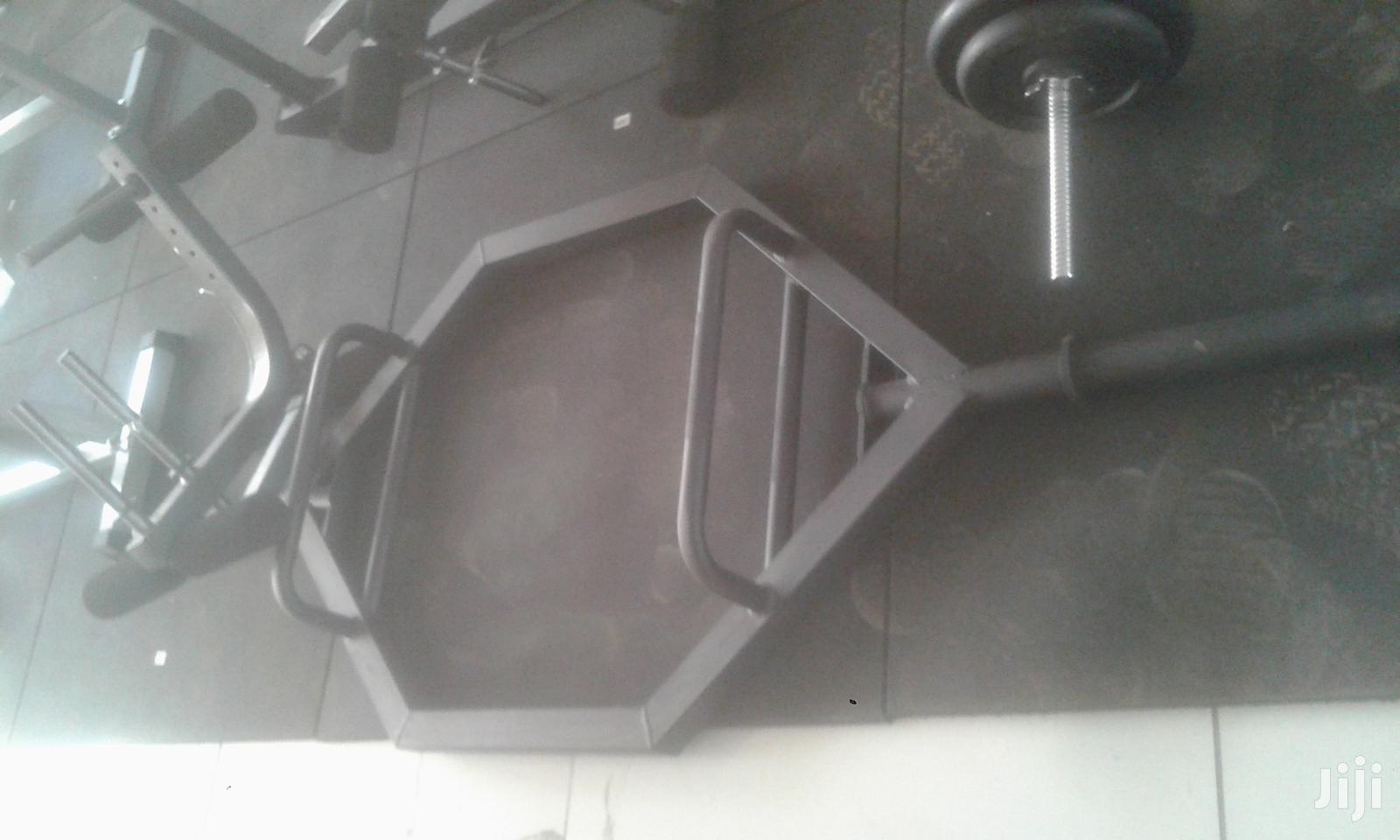 Gym Trap Bar