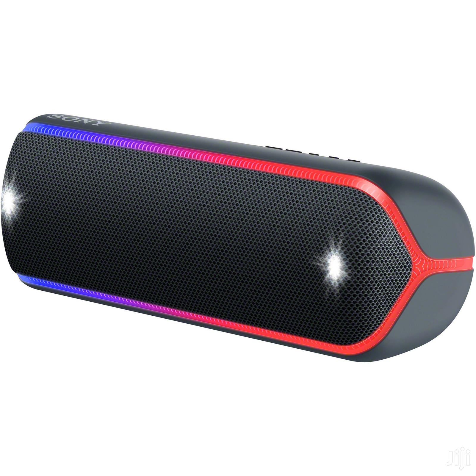 Srs Xb32 Sony Extra Basstm Portable Bluetooth Speaker In Nairobi Central Audio Music Equipment Samitramar Trading Kenya Jiji Co Ke For Sale In Nairobi Central Buy Audio Music Equipment From