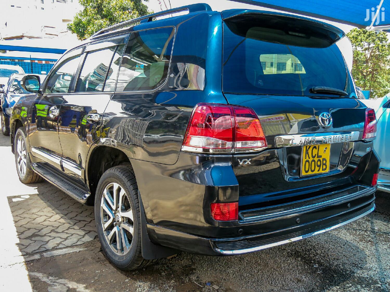 Archive: Toyota Land Cruiser 2009 Blue