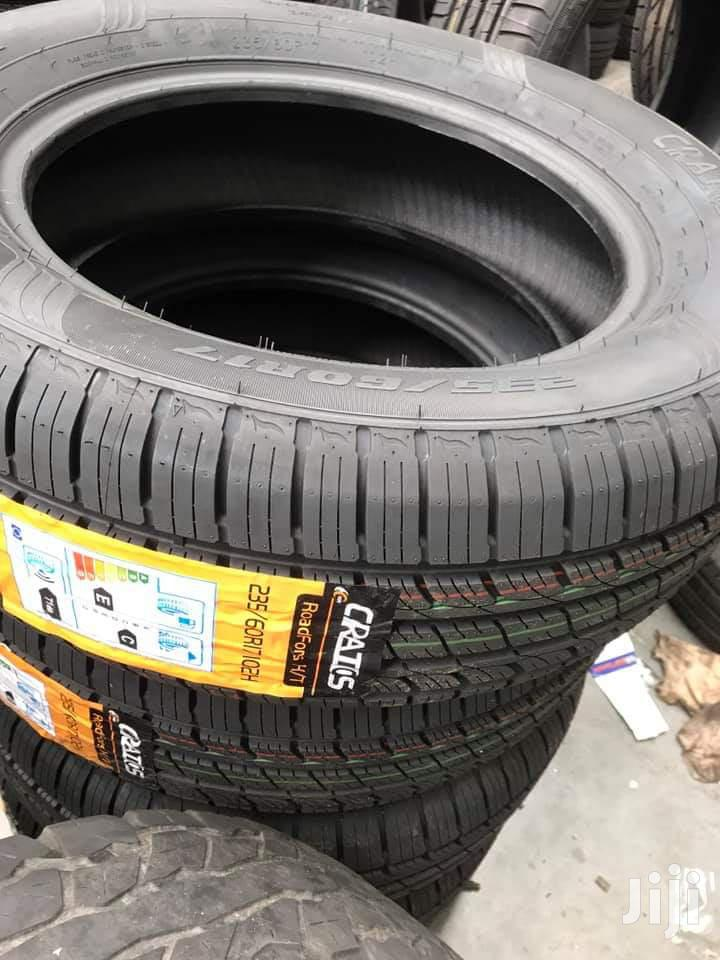 235/60/18 Aplus Tyres Is Made In China