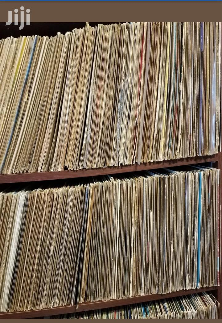 Archive: Reggae Records Collection