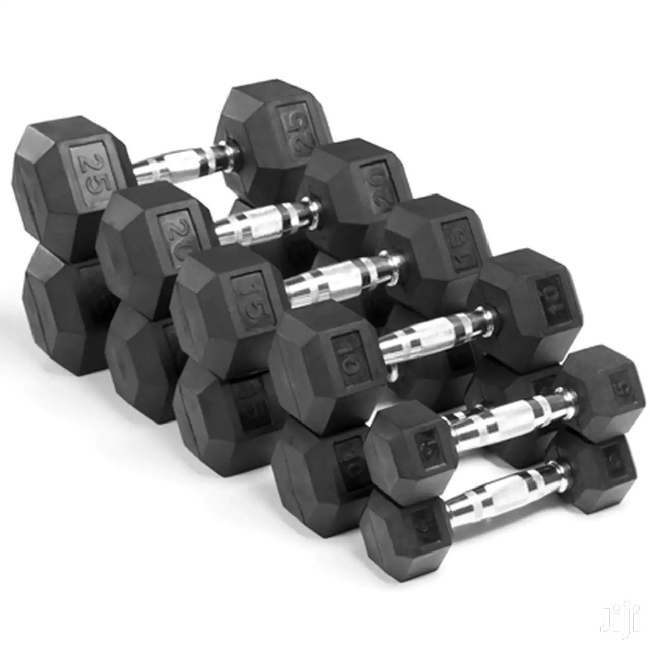 Archive: New Dumbbells