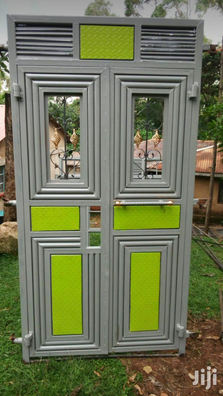 Archive: Customized Doors