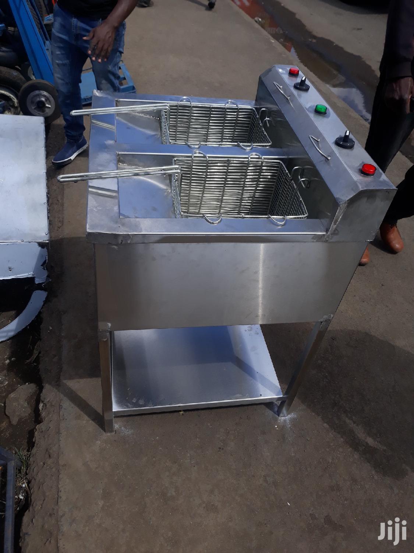 Deep Frier | Restaurant & Catering Equipment for sale in Karen, Nairobi, Kenya