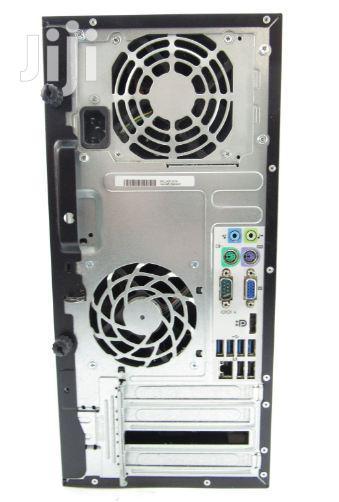 Archive: Desktop Computer HP 4GB 500GB