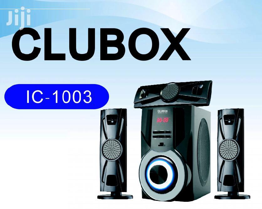 Archive: Clubox Subwoofer